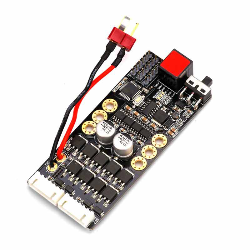 Me High-Power Encoder Motor Driver