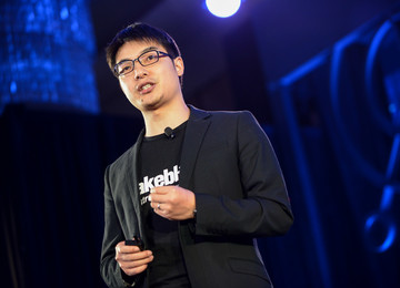 Makeblock Founder Jasen Wang Made a Speech at Fortune Brainstorm TECH International