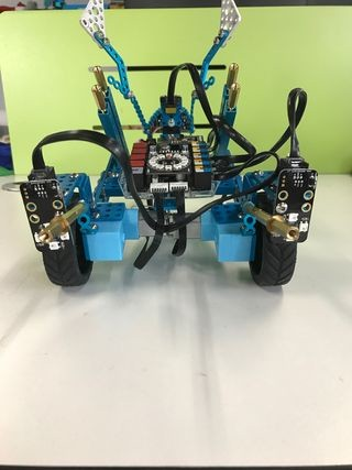 Programmable Robot event