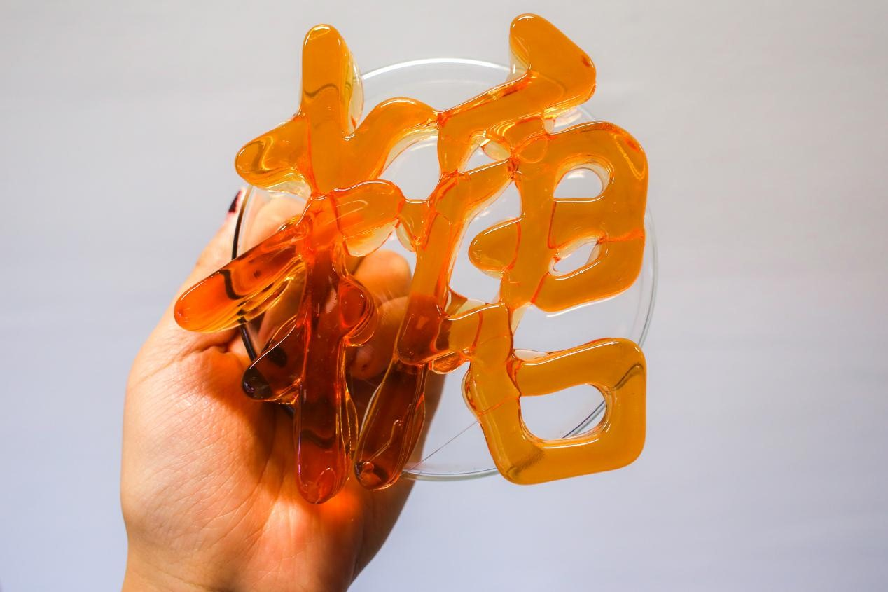 Sweetest Sugar 3D Printer Constructed with Makeblock Components by MIT Grad Victor Leung