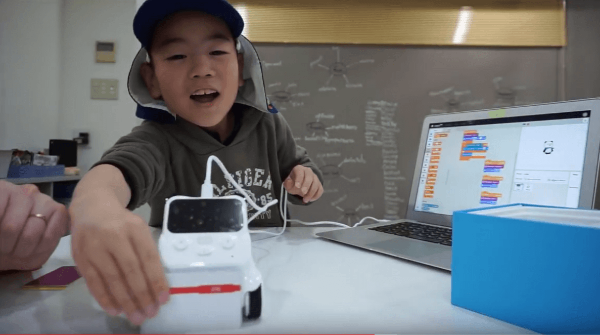 How to get started with your new coding robot and Scratch 3.0!