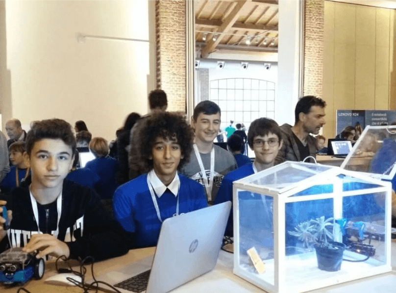 Programmable robot Projects