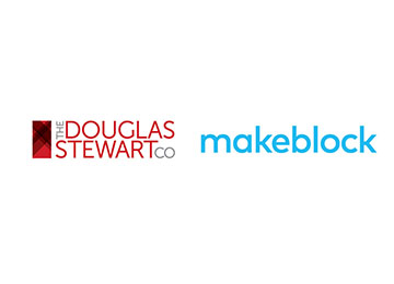 Makeblock Teams Up with The Douglas Stewart Company the Largest Education-Focused Distributor in North America