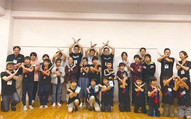 First MakeX Robotics Competition Held in Japan