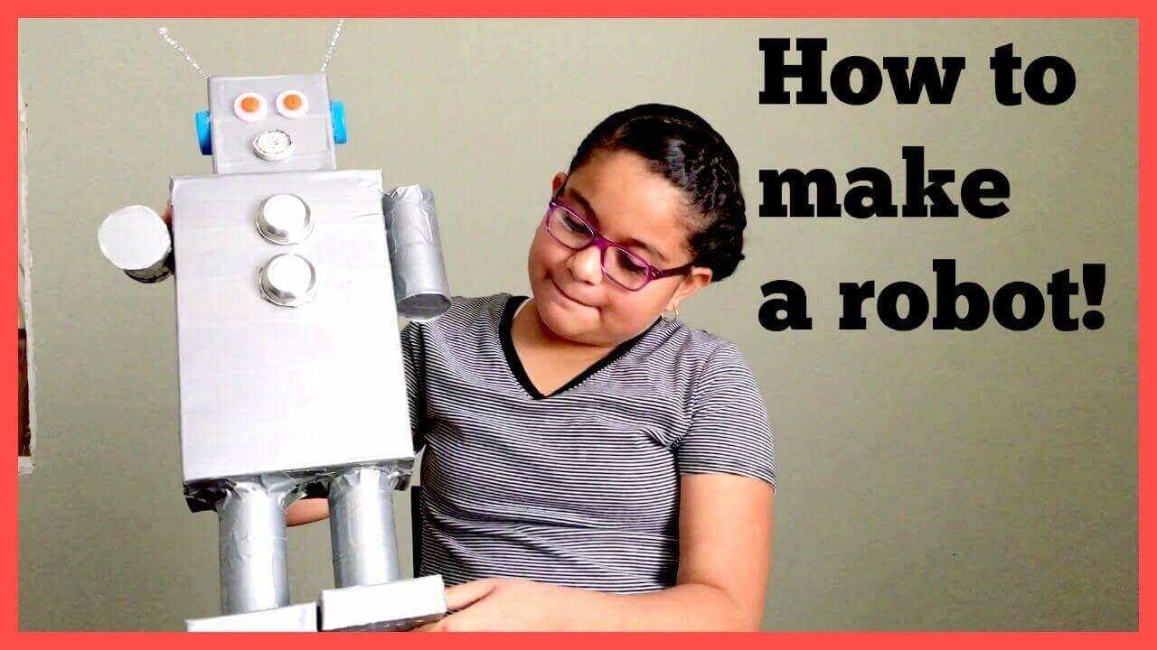 How Can Kids Make Robots at Home
