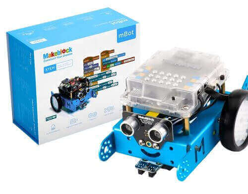 robot kit for kids learning programming