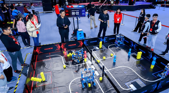 MakeX Robotics Competition