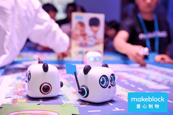 programmable robots for kids from makeblock