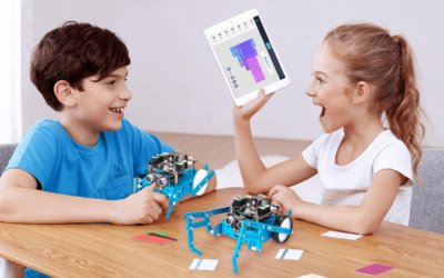 Top 10 STEAM Robotics Kits for Kids in 2019