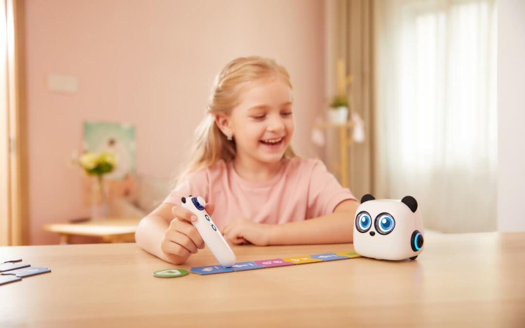 Makeblock Unveils mTiny A Screen-Free Education Robot For Children