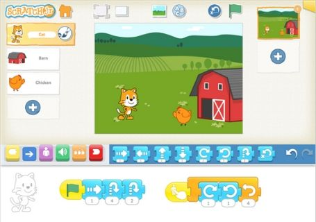 ScratchJr - Coding App for Kids in 2019