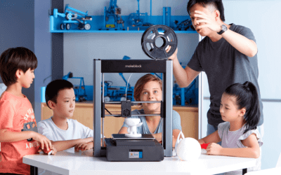 3D Printers for Kids & STEAM Education
