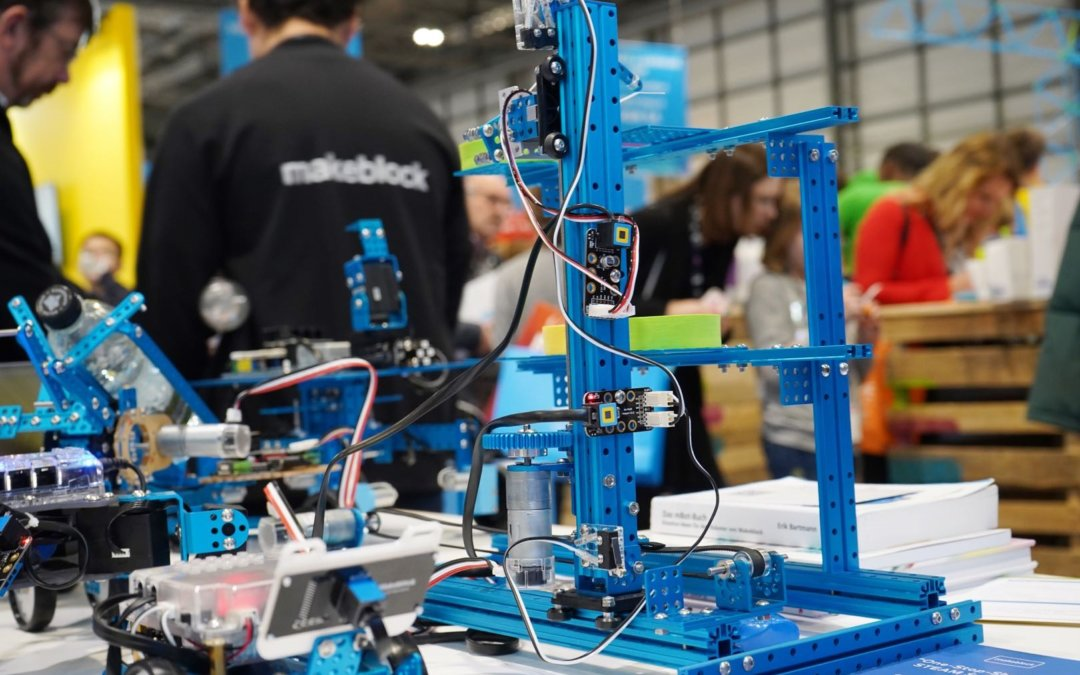 Makeblock Announced STEAM On Board Global Program at BETT, Expected to Reach 10,000 Schools in 2020