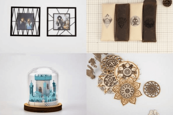 10 Great Laser Cutter Projects You Can Make at Home