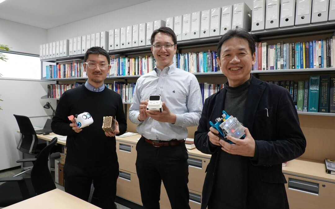 Makeblock Supports Research on STEAM Education at The University of Tokyo